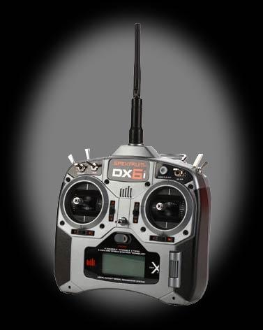 Robot MarketPlace - Spektrum DX6i 6-channel 2 4GHz DSMX